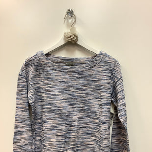 Primary Photo - BRAND: TALBOTS STYLE: TOP LONG SLEEVE COLOR: BLUE SIZE: XS SKU: 153-153174-643