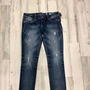 Primary Photo - BRAND: MISS ME STYLE: JEANS DESIGNER COLOR: DENIM SIZE: 4 SKU: 153-15320-72784