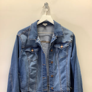 Primary Photo - BRAND: FALLS CREEK STYLE: JACKET OUTDOOR COLOR: DENIM SIZE: 1X SKU: 153-15320-89104