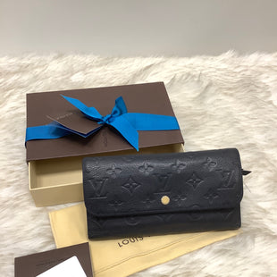 Primary Photo - BRAND: LOUIS VUITTON STYLE: WALLET SIZE: LARGE OTHER INFO: COULD BE DARK NAVY SKU: 153-153111-42587