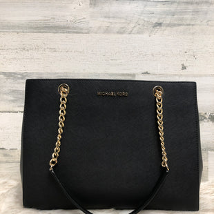 Primary Photo - BRAND: MICHAEL BY MICHAEL KORS STYLE: HANDBAG DESIGNER COLOR: BLACK SIZE: LARGE OTHER INFO: 38T9XAHT7L SKU: 153-15320-78537
