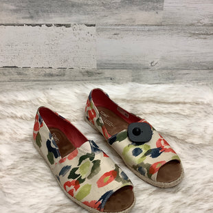 Primary Photo - BRAND: TOMS STYLE: SANDALS FLAT COLOR: MULTI SIZE: 11 SKU: 153-15399-17234