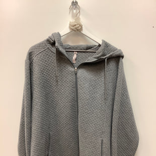 Primary Photo - BRAND: RBX STYLE: ATHLETIC JACKET COLOR: GREY SIZE: 3X SKU: 153-15320-73675