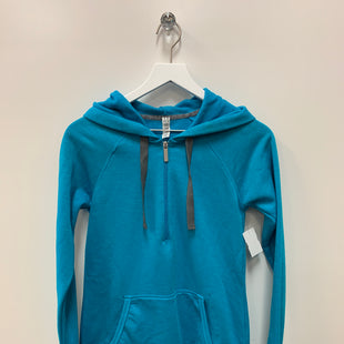Primary Photo - BRAND: UNDER ARMOUR STYLE: SWEATSHIRT HOODIE COLOR: TEAL SIZE: M SKU: 153-153173-3829
