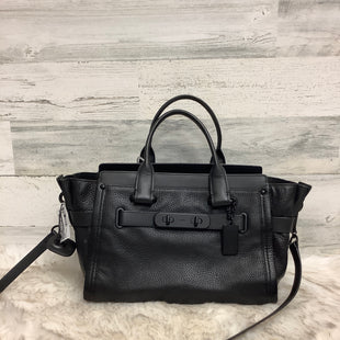 Primary Photo - BRAND: COACH STYLE: HANDBAG DESIGNER COLOR: BLACK SIZE: LARGE OTHER INFO: 34408 SKU: 153-153111-33636