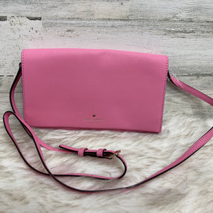 Primary Photo - BRAND: KATE SPADE STYLE: HANDBAG COLOR: PINK SIZE: SMALL SKU: 153-153174-1018