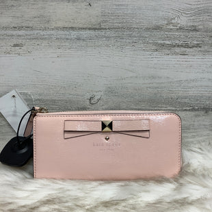 Primary Photo - BRAND: KATE SPADE STYLE: WALLET COLOR: PINK SIZE: LARGE SKU: 153-153111-33071