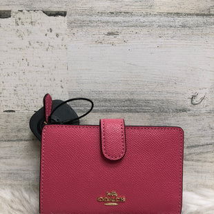 Primary Photo - BRAND: COACH STYLE: WALLET COLOR: PINK SIZE: MEDIUM OTHER INFO: F11484 SKU: 153-15320-79503