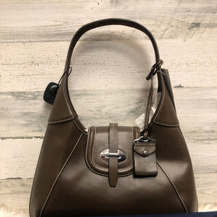 Primary Photo - BRAND: DOONEY AND BOURKE STYLE: HANDBAG DESIGNER COLOR: TAUPE SIZE: LARGE SKU: 153-153111-37458