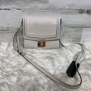 Primary Photo - BRAND: KATE SPADE STYLE: HANDBAG DESIGNER COLOR: CREAM SIZE: SMALL OTHER INFO: WKRU3936 SKU: 153-15320-79094