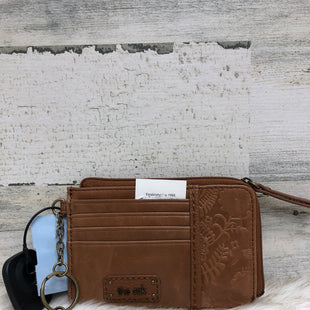 Primary Photo - BRAND: THE SAK STYLE: WRISTLET COLOR: TAN SKU: 153-153154-620