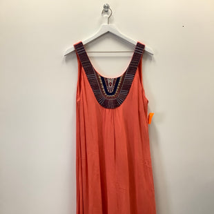 Primary Photo - BRAND: ANA STYLE: DRESS SHORT SLEEVELESS COLOR: ORANGE SIZE: 1X SKU: 153-153111-41189