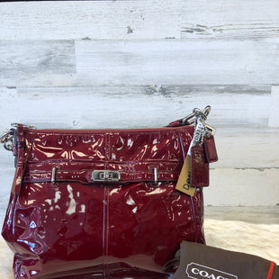 Primary Photo - BRAND: COACH STYLE: HANDBAG DESIGNER COLOR: RED SIZE: LARGE OTHER INFO: F17861 SKU: 153-15320-68890