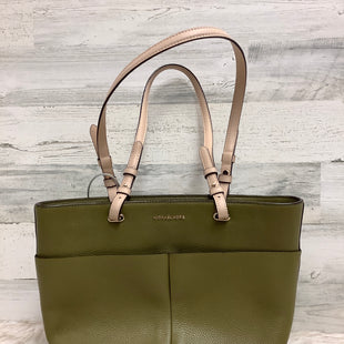 Primary Photo - BRAND: MICHAEL BY MICHAEL KORS STYLE: HANDBAG DESIGNER COLOR: GREEN SIZE: LARGE OTHER INFO: 30S9GBFT2L SKU: 153-15320-77914