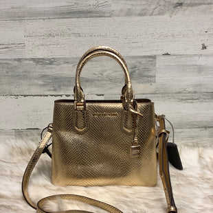 Primary Photo - BRAND: MICHAEL KORS STYLE: HANDBAG DESIGNER COLOR: GOLD SIZE: MEDIUM OTHER INFO: AS IS SKU: 153-153173-1461