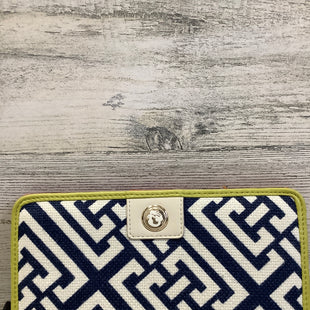Primary Photo - BRAND: SPARTINA STYLE: WALLET COLOR: BLUE GREEN SIZE: MEDIUM SKU: 153-153173-12413