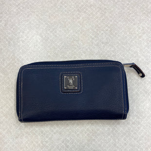 Primary Photo - BRAND: TIGNANELLO  PURSESSTYLE: WALLETCOLOR: NAVYSIZE: SMALLSKU: 153-153111-29061