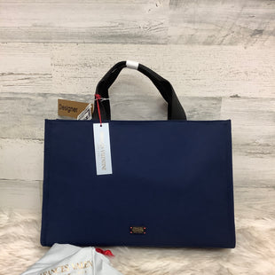 Primary Photo - BRAND:    CLOTHES MENTOR STYLE: HANDBAG DESIGNER COLOR: NAVY SIZE: LARGE OTHER INFO: FRANCES VALENTINE - SKU: 153-15320-76084