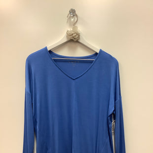 Primary Photo - BRAND: ANN TAYLOR LOFT STYLE: TOP LONG SLEEVE COLOR: BLUE SIZE: XS SKU: 153-153111-36100