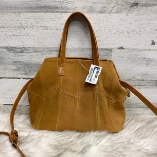 Primary Photo - BRAND:    CLOTHES MENTOR STYLE: HANDBAG COLOR: MUSTARD SIZE: MEDIUM OTHER INFO: ANTIK KRAFT - SKU: 153-153154-627