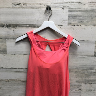 Primary Photo - BRAND: LULULEMON STYLE: ATHLETIC TANK TOP COLOR: ORANGE SIZE: 6 SKU: 153-153111-39114