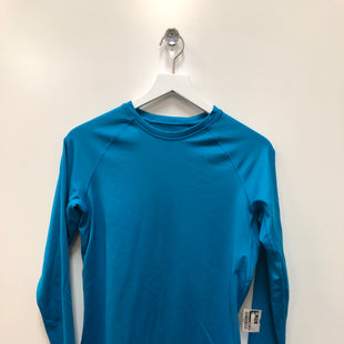 Primary Photo - BRAND: NIKE APPAREL STYLE: ATHLETIC TOP COLOR: BLUE SIZE: L SKU: 153-15320-79295