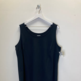 Primary Photo - BRAND: LANDS END STYLE: TOP SLEEVELESS BASIC COLOR: BLACK SIZE: 2X SKU: 153-153111-40262
