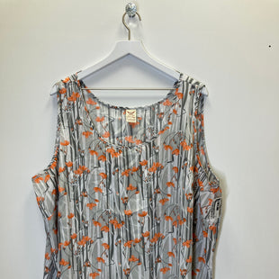 Primary Photo - BRAND: FADED GLORY STYLE: TOP SLEEVELESS COLOR: GREY SIZE: 4X SKU: 153-15320-85242