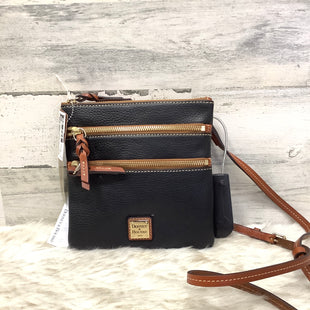 Primary Photo - BRAND: DOONEY AND BOURKE STYLE: HANDBAG DESIGNER COLOR: BLACK SIZE: MEDIUM SKU: 153-153111-41812