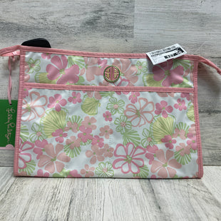 Primary Photo - BRAND: LILLY PULITZER STYLE: MAKEUP BAG COLOR: PINK SKU: 153-153164-16009