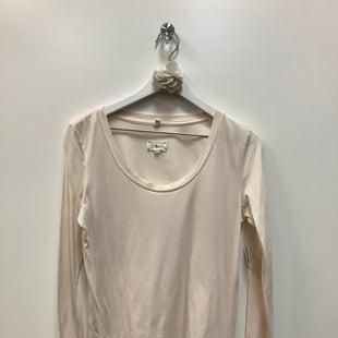 Primary Photo - BRAND: LOU AND GREY BY LOFT STYLE: TOP LONG SLEEVE COLOR: PEACH SIZE: S SKU: 153-153111-36098