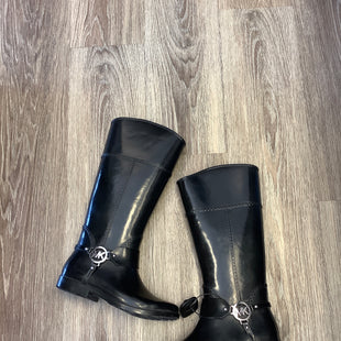 Primary Photo - BRAND: MICHAEL BY MICHAEL KORSSTYLE: BOOTS RAINCOLOR: BLACKSIZE: 7SKU: 153-153131-23152