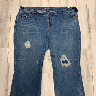 Primary Photo - BRAND: LANE BRYANT STYLE: JEANS COLOR: DENIM SIZE: 28 SKU: 153-153131-22470