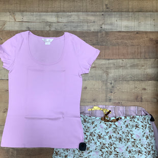 Primary Photo - BRAND: GILLIGAN AND OMALLEY STYLE: PAJAMAS 2PC COLOR: LAVENDER SIZE: 2X OTHER INFO: 3 PEICE SKU: 153-153173-12461
