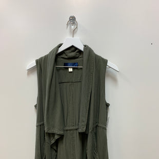 Primary Photo - BRAND: BLUE RAIN STYLE: VEST COLOR: OLIVE SIZE: M SKU: 153-153173-874