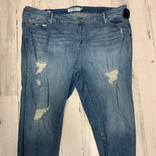 Primary Photo - BRAND: TORRID STYLE: JEANS COLOR: DENIM SIZE: 24 SKU: 153-15320-70979
