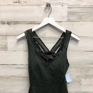 Primary Photo - BRAND: LULULEMON STYLE: ATHLETIC TANK TOP COLOR: GREEN SIZE: 6 SKU: 153-153111-39113