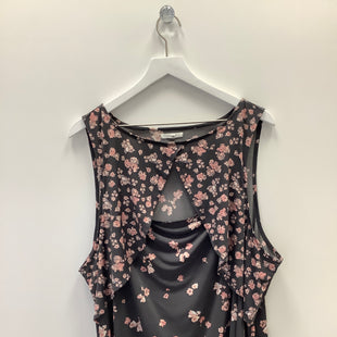 Primary Photo - BRAND: MAURICES STYLE: TOP SLEEVELESS COLOR: GREY SIZE: 4X SKU: 153-153154-545