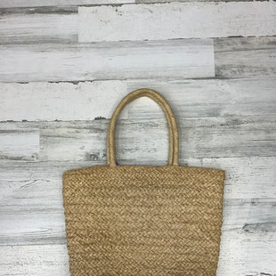 Primary Photo - BRAND: OLD NAVY STYLE: TOTE COLOR: CREAM SIZE: SMALL SKU: 153-153169-3876