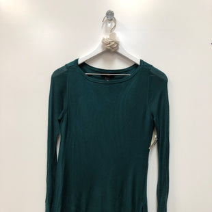 Primary Photo - BRAND: WHITE HOUSE BLACK MARKET STYLE: TOP LONG SLEEVE COLOR: GREEN SIZE: XS SKU: 153-153111-38448
