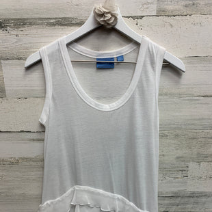 Primary Photo - BRAND: SIMPLY VERA STYLE: TOP SLEEVELESS COLOR: WHITE SIZE: S SKU: 153-153173-1372