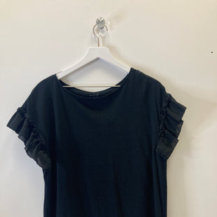 Primary Photo - BRAND: A NEW DAY STYLE: TOP SHORT SLEEVE COLOR: BLACK SIZE: 2X SKU: 153-153164-14710