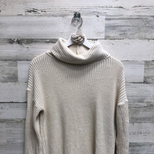 Primary Photo - BRAND: LOVE YOUR MELON STYLE: SWEATER HEAVYWEIGHT COLOR: CREAM SIZE: M SKU: 153-15320-79550