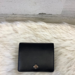 Primary Photo - BRAND: KATE SPADE STYLE: WALLET COLOR: BLACK SIZE: SMALL OTHER INFO: DESIGNER SKU: 153-15320-72168