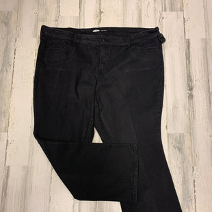 Primary Photo - BRAND: OLD NAVY STYLE: JEANS COLOR: BLACK DENIM SIZE: 24 SKU: 153-153164-10066
