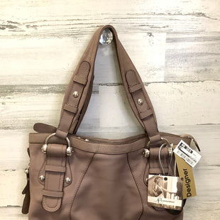 Primary Photo - BRAND: B MAKOWSKY STYLE: HANDBAG DESIGNER COLOR: BROWN SIZE: LARGE SKU: 153-153173-12203