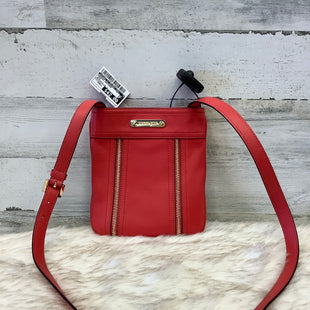 Primary Photo - BRAND: MICHAEL BY MICHAEL KORS STYLE: HANDBAG DESIGNER COLOR: CORAL SIZE: SMALL OTHER INFO: 38T5CMXC3L-AS IS SKU: 153-153111-31077