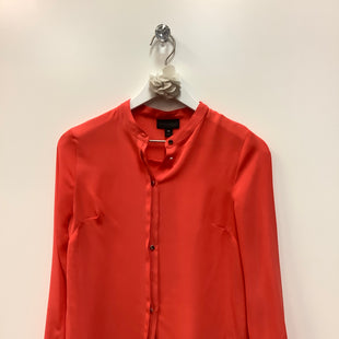 Primary Photo - BRAND: WORTHINGTON STYLE: TOP LONG SLEEVE COLOR: ORANGE SIZE: S SKU: 153-153174-860