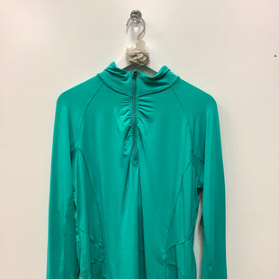 Primary Photo - BRAND: TANGERINE STYLE: ATHLETIC JACKET COLOR: TEAL SIZE: 2X SKU: 153-153164-15485