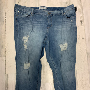 Primary Photo - BRAND: TORRID STYLE: JEANS COLOR: DENIM SIZE: 24 SKU: 153-15320-70980